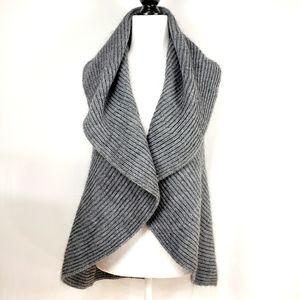 NWOT- Anthropologie Elsamanda Open Sweater Vest